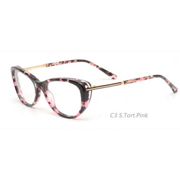 New Fashion Design Stock Acetate Eyewear Frame