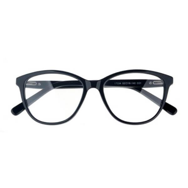 New Pattern Unisex Acetate Optical Eyeglass
