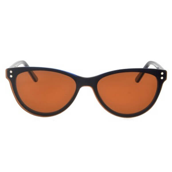 2020 High Quality New Arrival Acetate Clip on Sunglasses