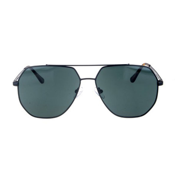 2021 Metal Fashionable Design Double Bridge Sunglasses