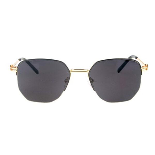2021 Spring Modern Metal Sunglasses High Quality