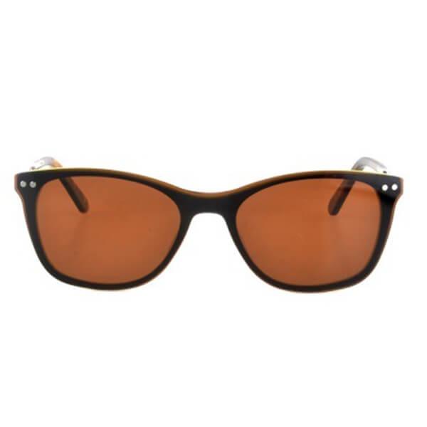 Unisex New Supply Square Clip on Shape Frame Sunglasses