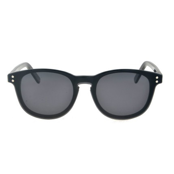 2020 New Design Ready Stock Acetate Clip on Sunglasses