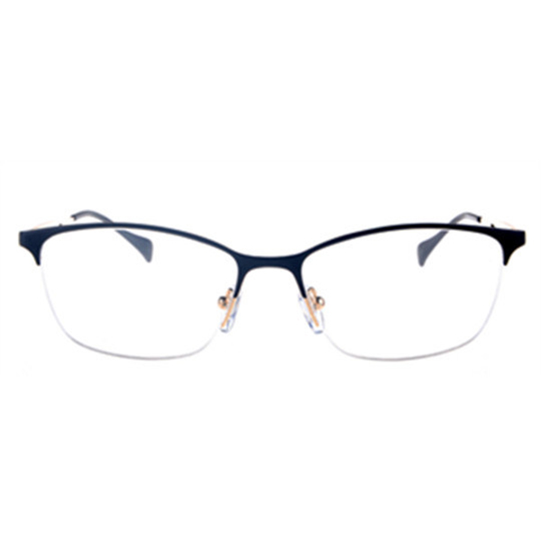 2021 Good Quality Great Design Hot Selling Make Order Metal Optical Frame