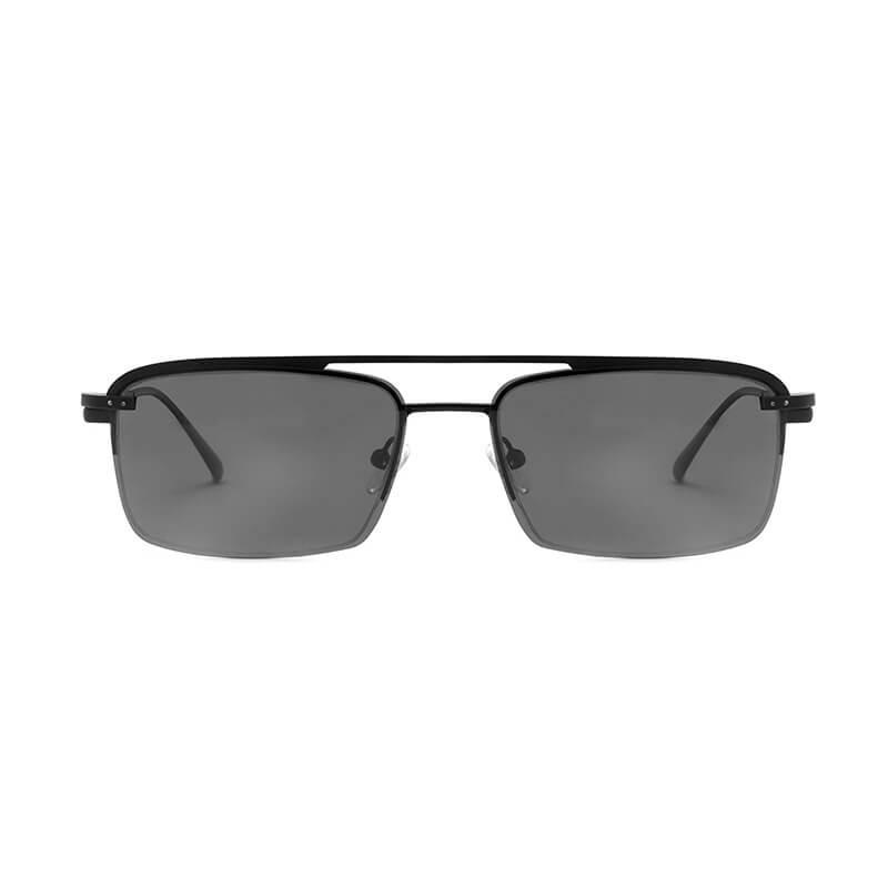 2021 New Design Men Metal Clip on Sunglasses