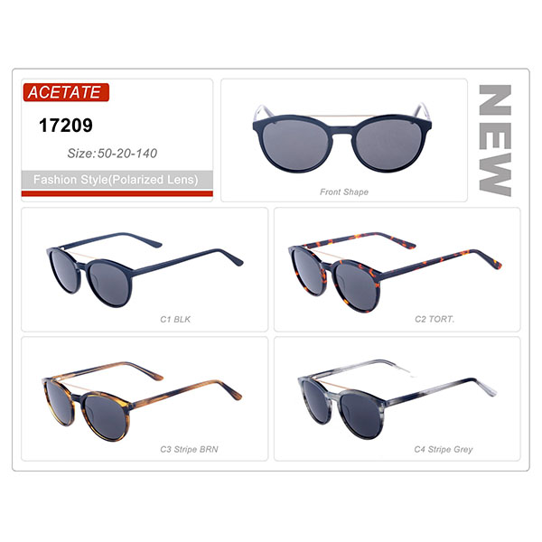 New Model Product Ready Stock Acetate Frame Sunglasses