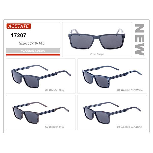 High Quality Design Acetate Frame Sunglasses