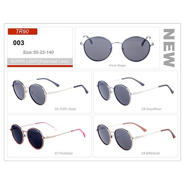 New Design Model Ready Stock Acetate Frame Sunglasses