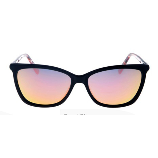 Square Sunglasses with Metal Frame High Quality Eyewear
