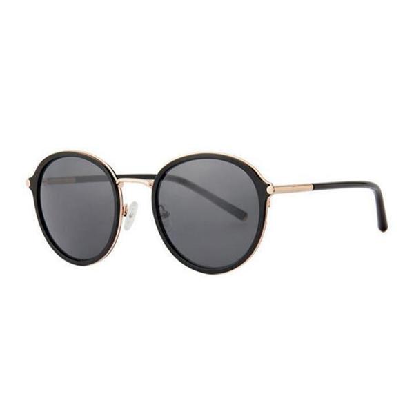 Fashion Design UV400 Frame Black Acetate Sunglasses