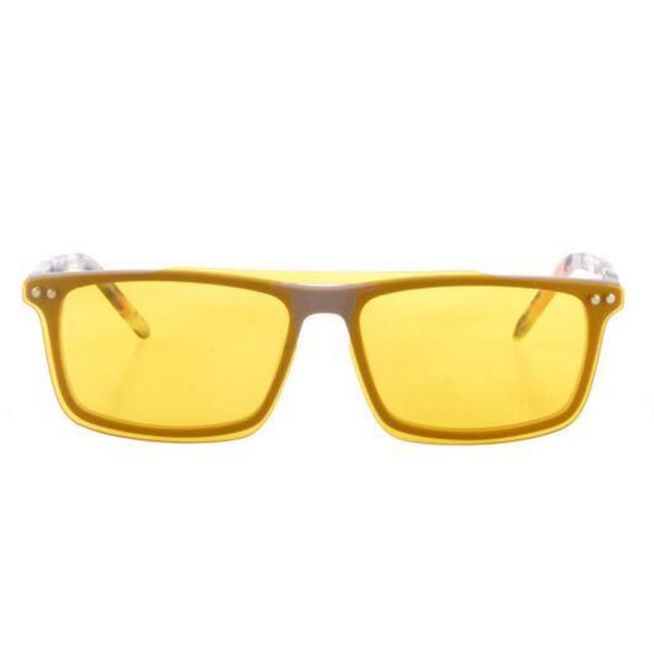 Fashion Acetate Frame Clip on Sunglasses