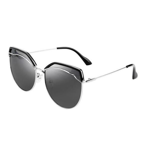 Fashion Model Cateyes Vintage Acetate Frame Sunglasses