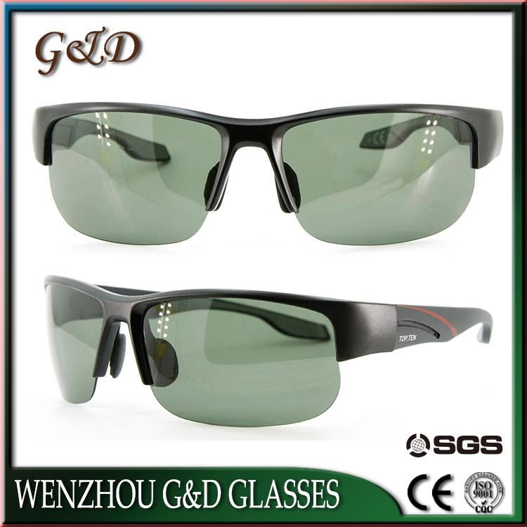 Model Aluminum Make Order Frame Sport Sunglasses