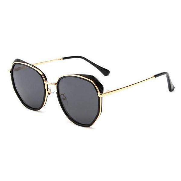 Fashion New Model Women Vintage Acetate Frame Sunglasses