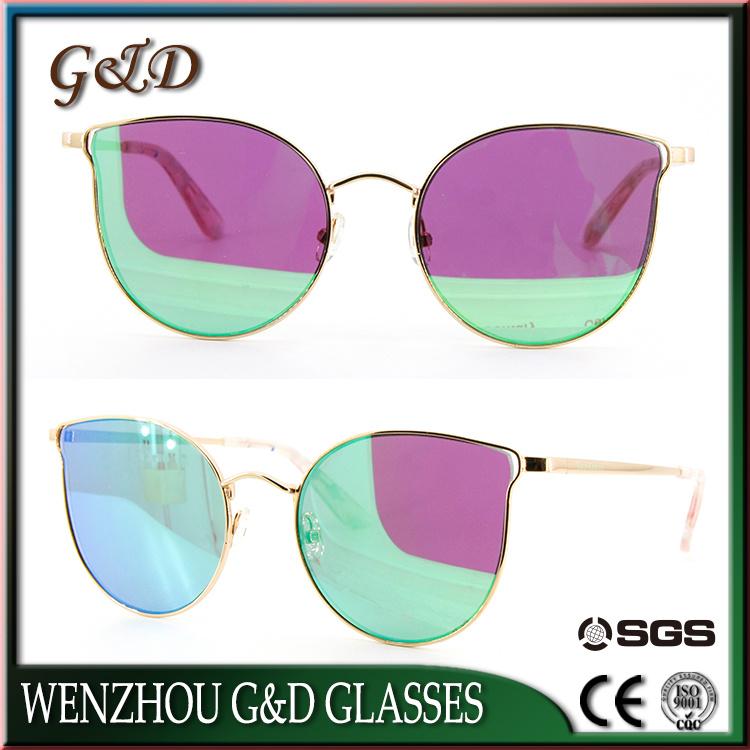 Fashion Style  Make Order Frame UV400 Retro Sunglasses