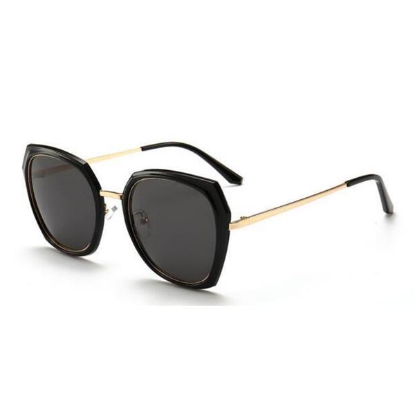Fashion Style Design  Acetate Frame UV400 Polarized Sunglasses