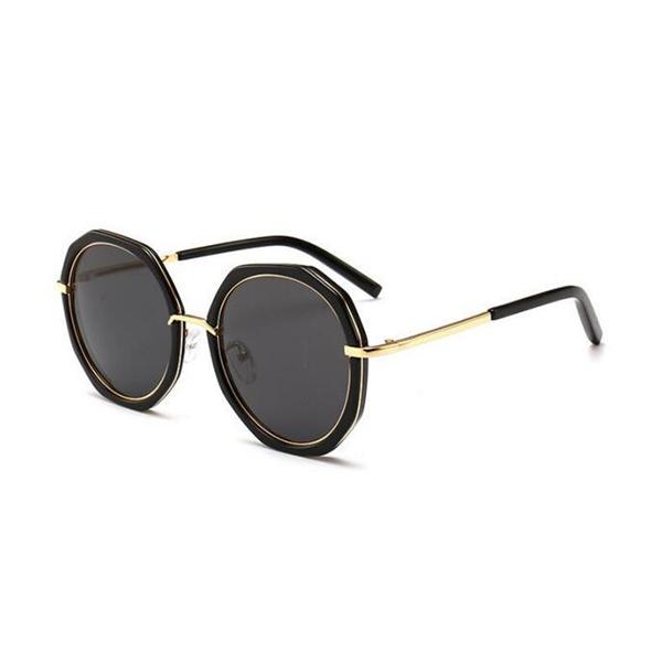 Good Design Vintage Acetate Frame Sunglasses