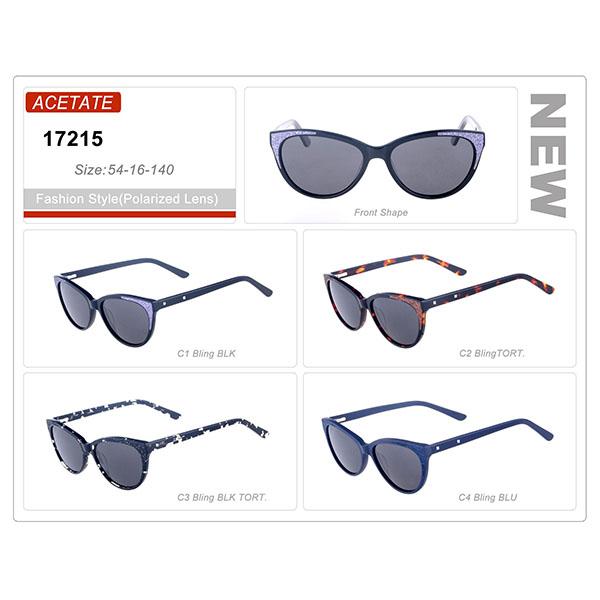 Good Looking Ready Stock Acetate Frame Retro Sunglasses