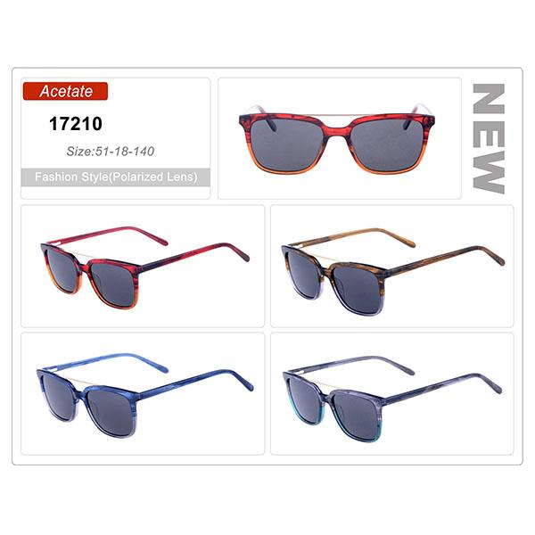 Good Model Fashion Acetate Frame Sunglasses