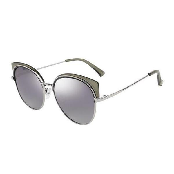 Good Quality Design Acetate Frame Cateyes Sunglasses