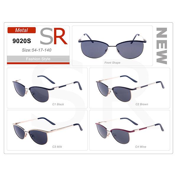 Good Quality Model Frame Acetate Small Order Sunglasses