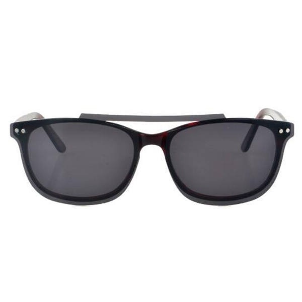 Good Quality Product Acetate Frame Clip on Sunglasses