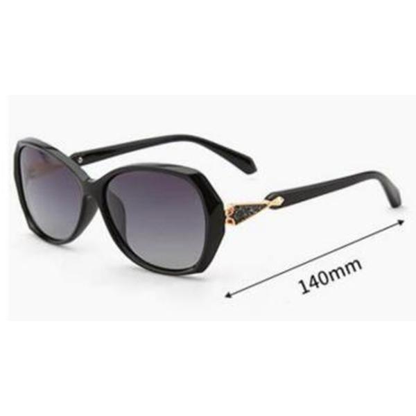 Great Model Women Classic Acetate Frame Sunglasses