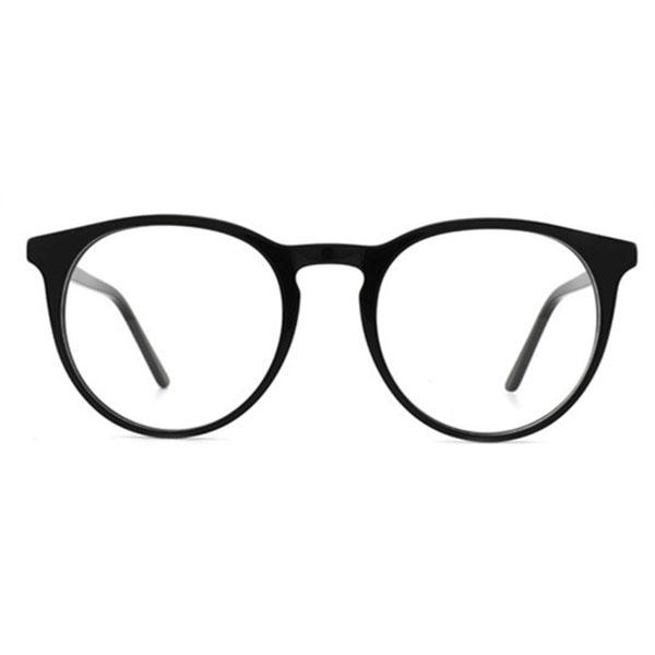 Wearing Glasses Will Cause Eyeball Distortion?