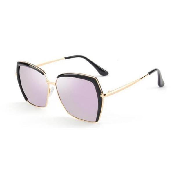 Great Style Model Acetate Frame Women Luxury Sunglasses