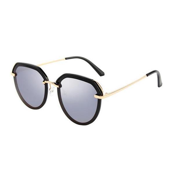 High Quality Designer Acetate Frame Black Polarized Sunglasses
