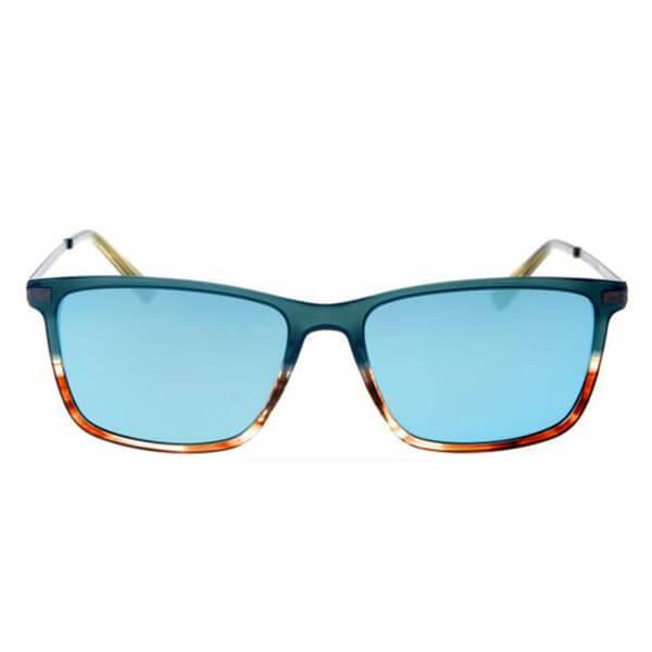 Hot Product Blue Lens Acetate Frame Sunglasses
