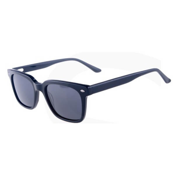 Metal Hinge Women Men Customized Logo Sunglasses