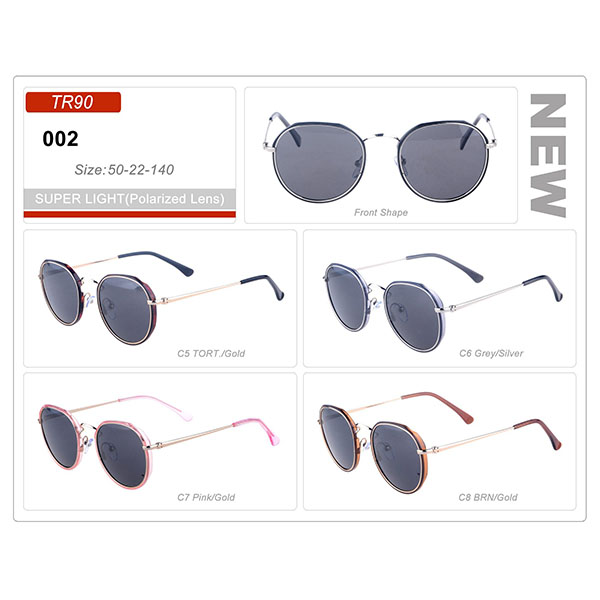 New trendy Ready Stock Acetate Frame Sunglasses
