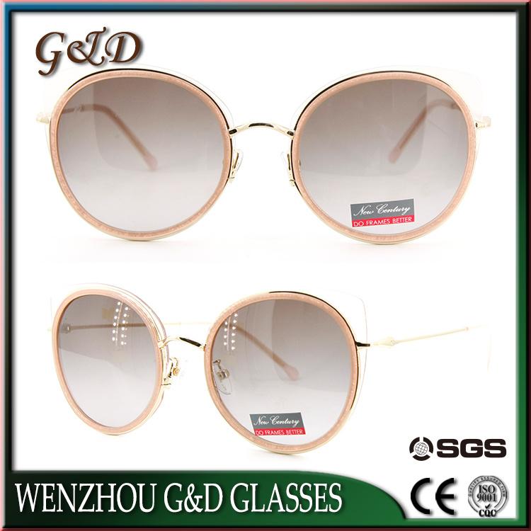 New Design Mode Make Order Frame Vintage Retro Sunglasses