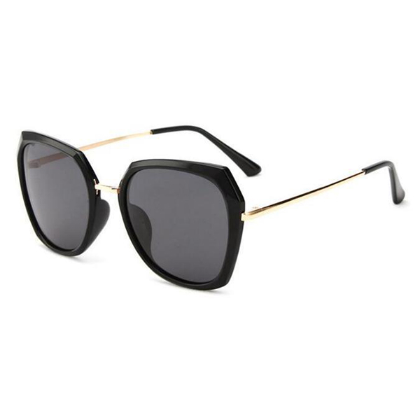 New Fashion Model Acetate Frame Square Vintage Sunglasses