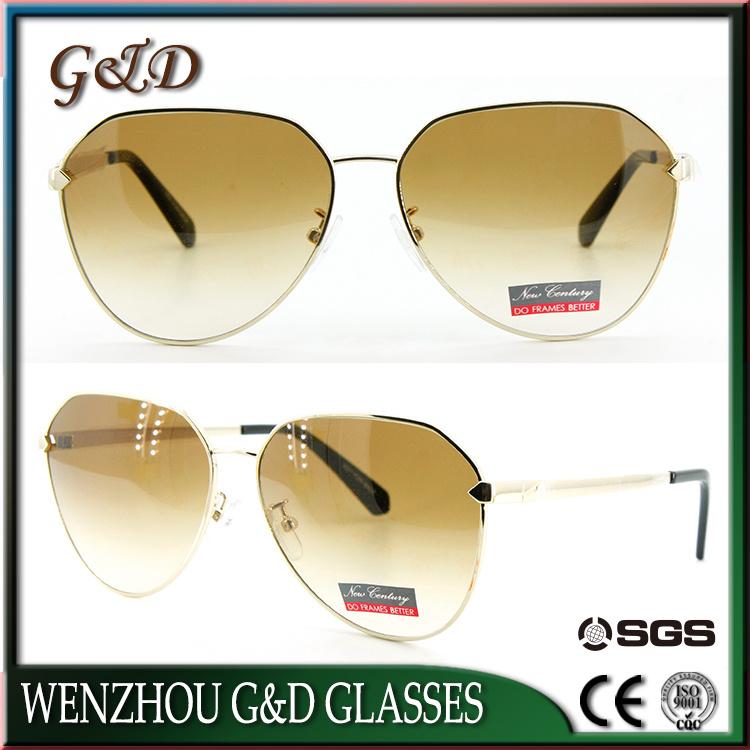 New Fashion Model Make Order Frame Sunglasses