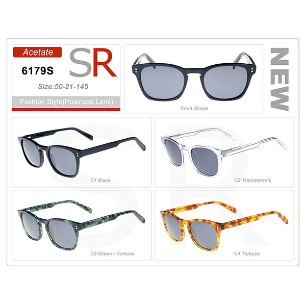 New Model FrameAcetate Small Order Sunglasses