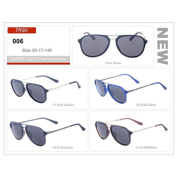 New Design Ready Stock Acetate Frame Vintage Sunglasses