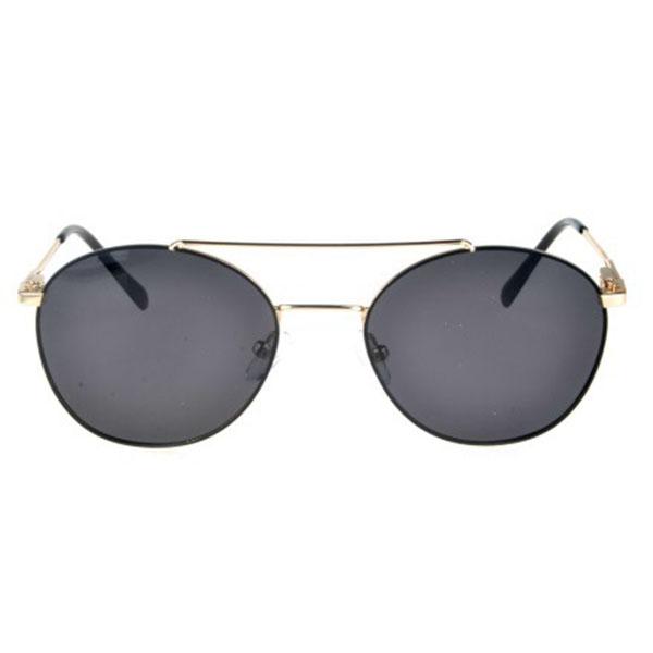 New Pattern Unisex Metal Sunglasses