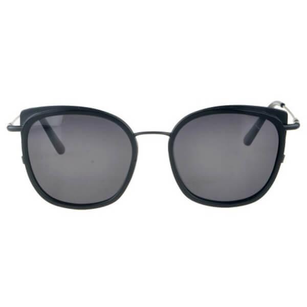 New Popular Design Men Women Polarized Sunglasses Glass Frame