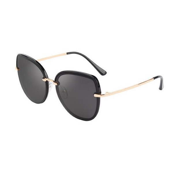 New Product Round Men Acetate Frame Women Sunglasses