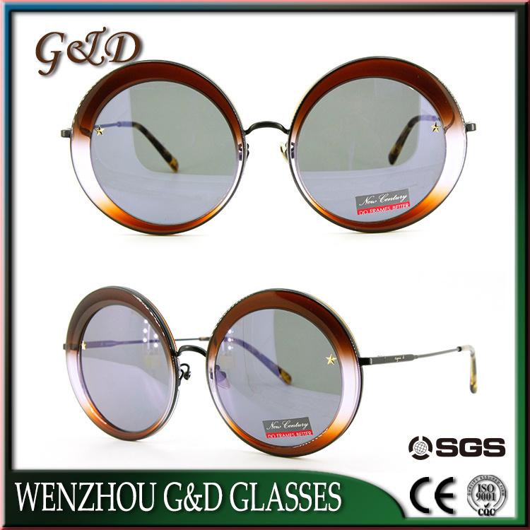 New Style Product UV400 Make Order Frame Sunglasses