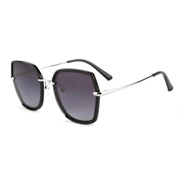 Outstanding Design Women Acetate Frame Sunglasses