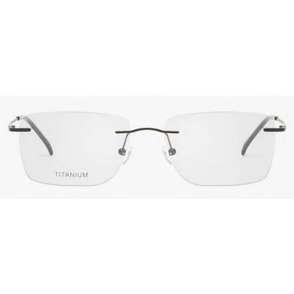 Premium Rimless Titanium Glasses Directly Eyewears