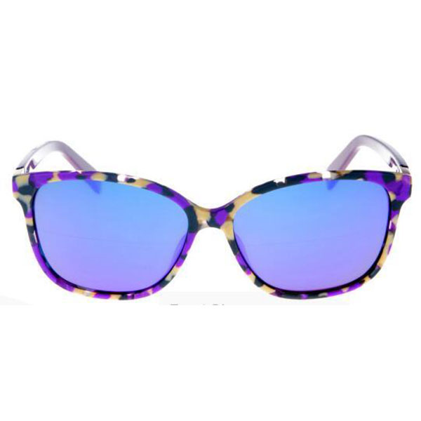 Women Style Fashionable Model Acetate Frame Sunglasses