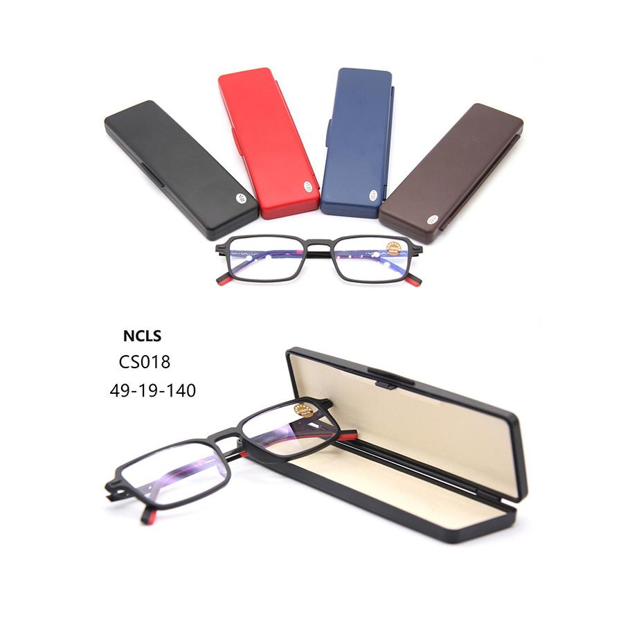 2022 Black Acetate Metal Ready Stock Reading Glasses
