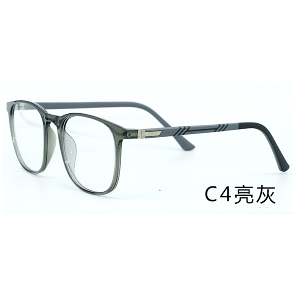 Eyeglass Optical Frame Glasses Eyewear 2021 Men Fashion Stylish Black Pc Plastic Unisex Square