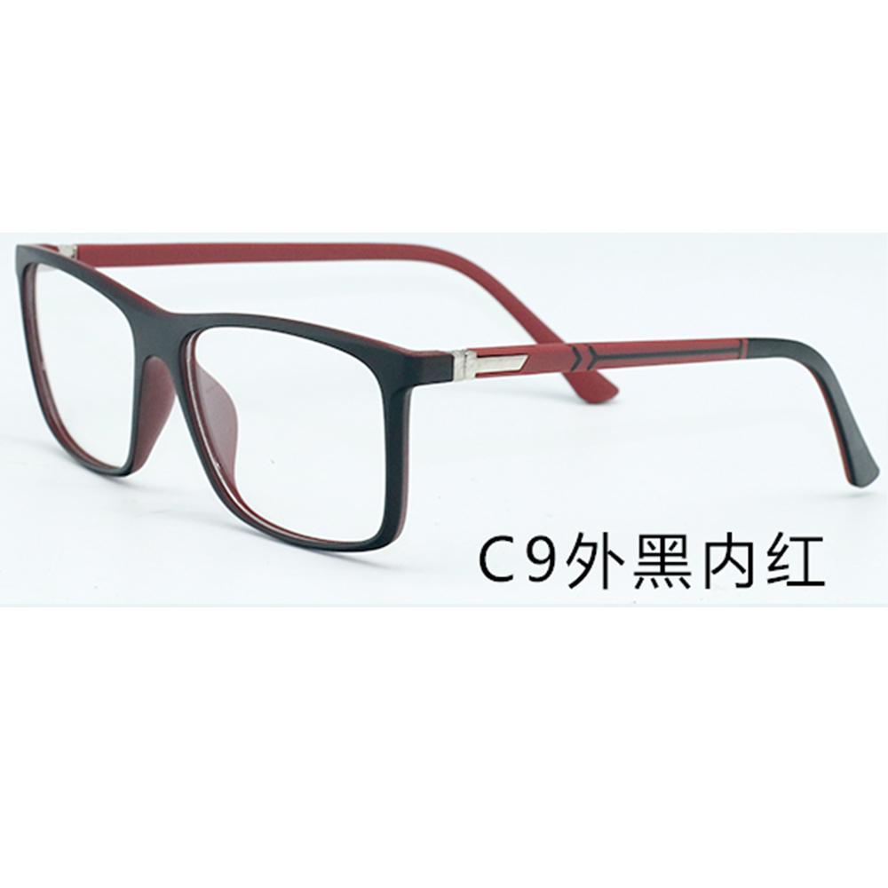 2021 Newest Custom Fashion Trending Eyewear Women Men Design Oversized Round Pc Frame Eye Glasses Luxury Optics Glasses
