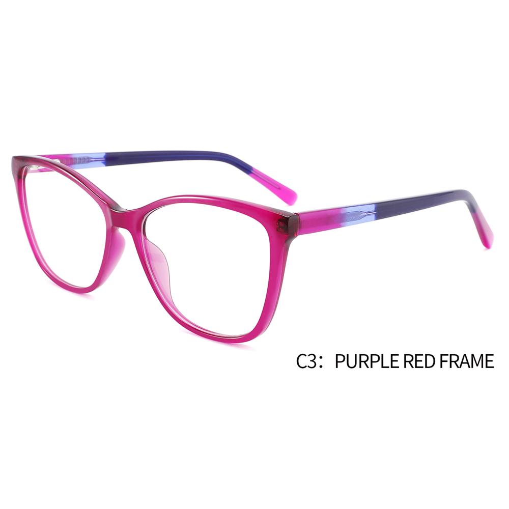 Eye Acetate Glasses Frames Computer Glasses Fashion Eyeglasses Acetate Optical Glasses