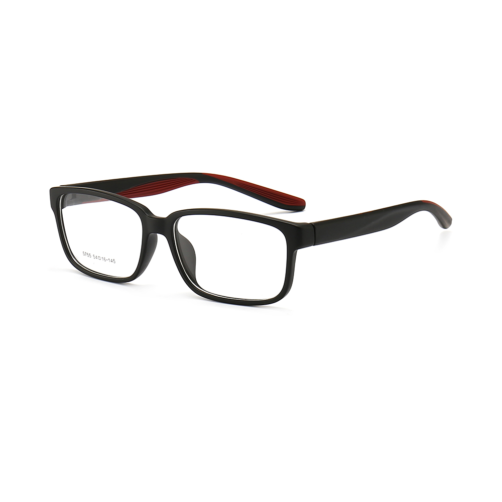 2021 New Fashion Lightweight Square Full Tr Optical Frames